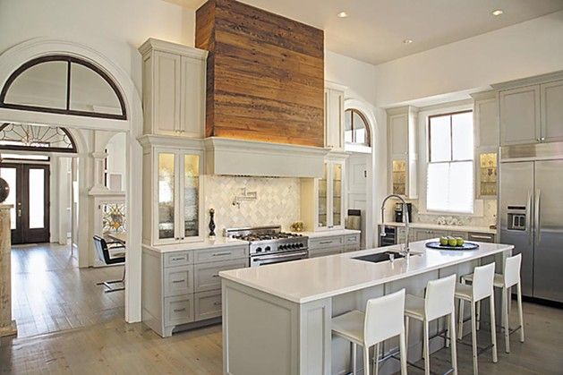 Bon Three Light, Bright And Beautiful New Orleans Kitchens