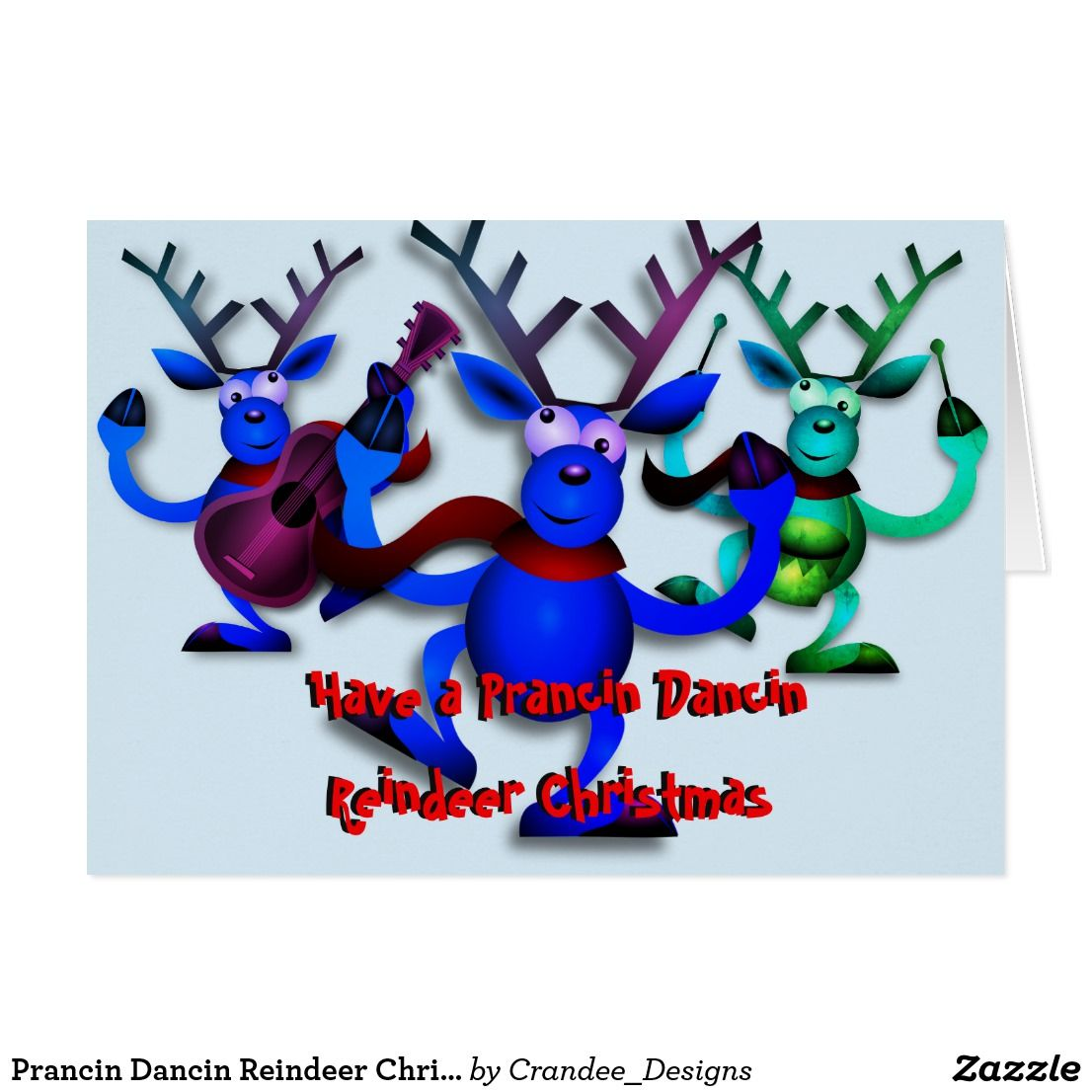 I Am Submitting This Card And Its Accessories For The 2017 Christmas Design  Contest. Please Wish Me Luck! This Christmas Card Will Have You Dancinu0027 And  ...