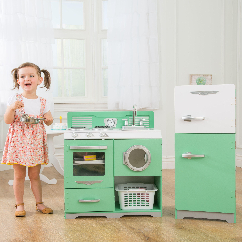 KidKraft Homestyle 2Piece Kitchen House