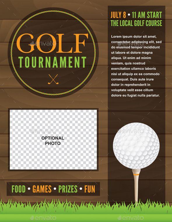 Vector golf tournament flyer illustration pinterest design vector golf tournament flyer illustration cs ball clubs copy space copyspace stopboris Choice Image