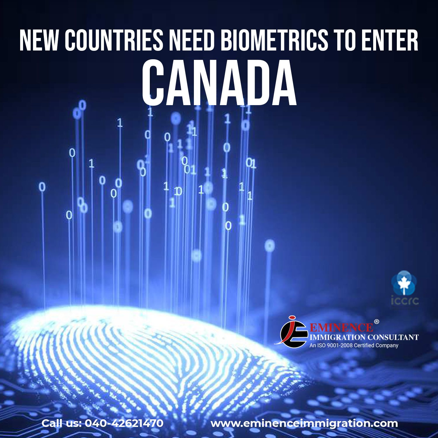 How Long Does It Take To Get Canada Pr After Biometrics