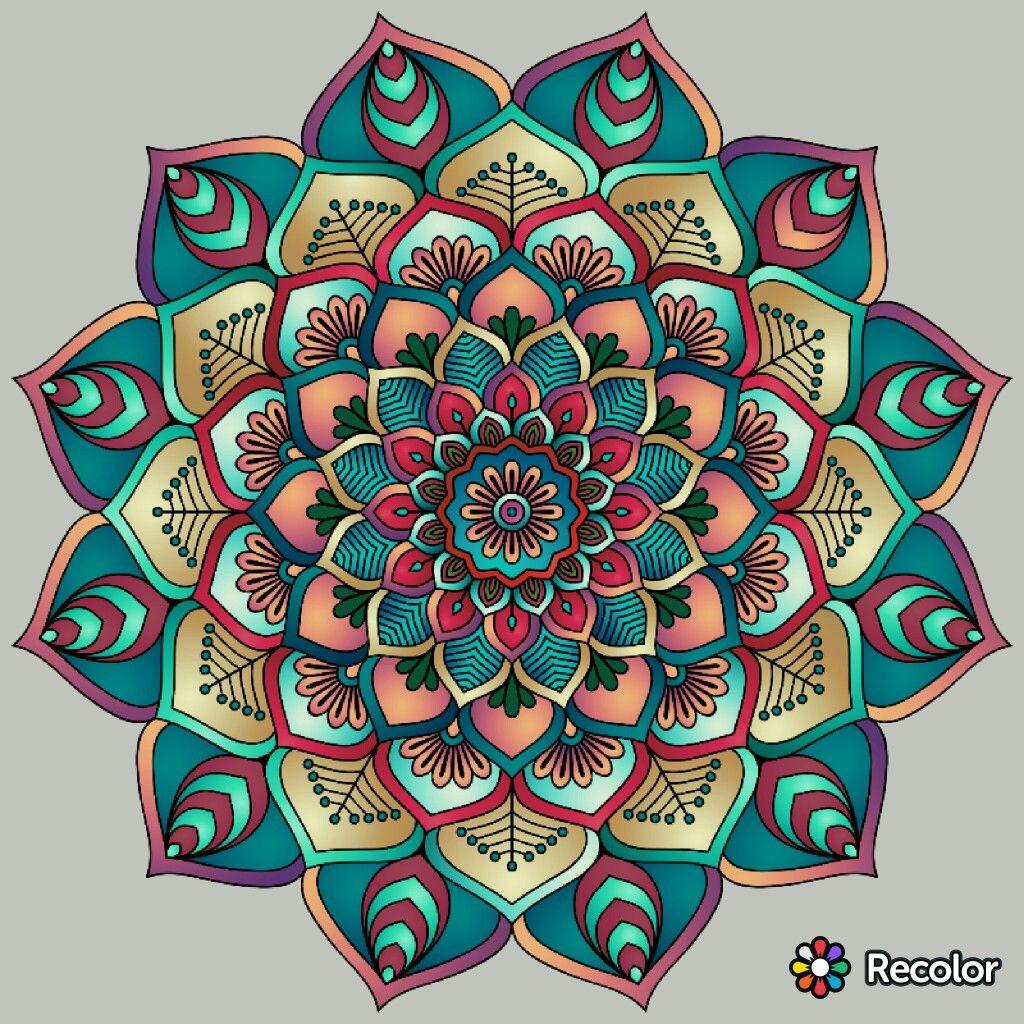 Pin de Laura DeMink-Uematsu en DOODLES - Mandalas   Pinterest ...