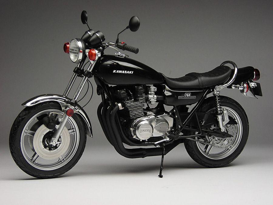 Maxの製作日記 バイク 模型 旧車バイク 旧車
