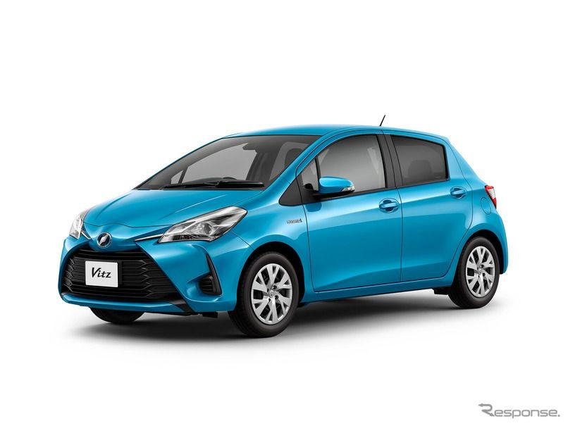 Toyota vitz книга скачать 2017 2017
