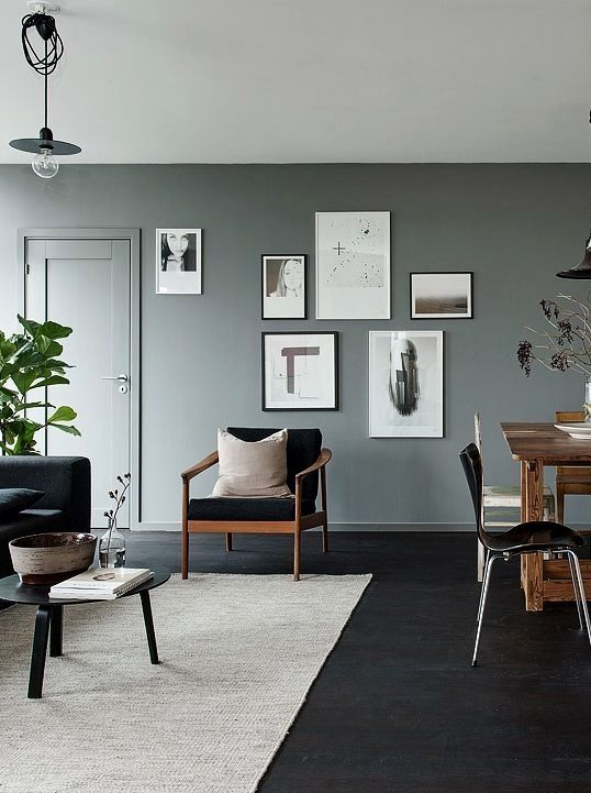 20 Beautiful Scandinavian Living Room Designs To Fall For images