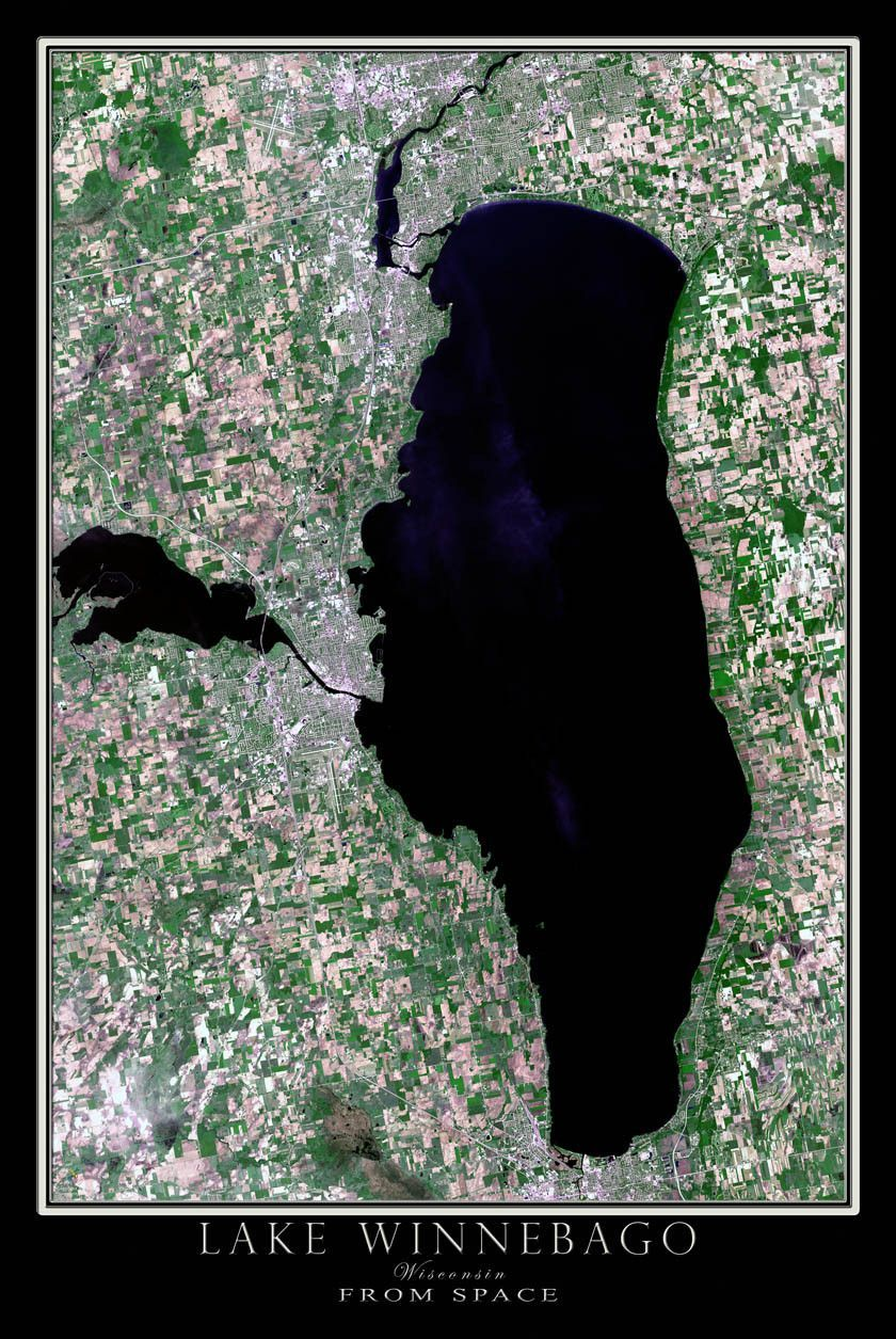 Lake Winnebago Wisconsin Satellite Poster Map | Wisconsin ... on elevation of wisconsin, road maps of wisconsin, physical maps of wisconsin, middleton wisconsin, satellite view, city map of wisconsin, printable maps of wisconsin, us maps of wisconsin, google maps of wisconsin, satellite world map, fifth grade maps of wisconsin, atlas of wisconsin, old maps of wisconsin, full page map of wisconsin, topographic maps of wisconsin, map of southeastern wisconsin, political of wisconsin, satellite map of earth,