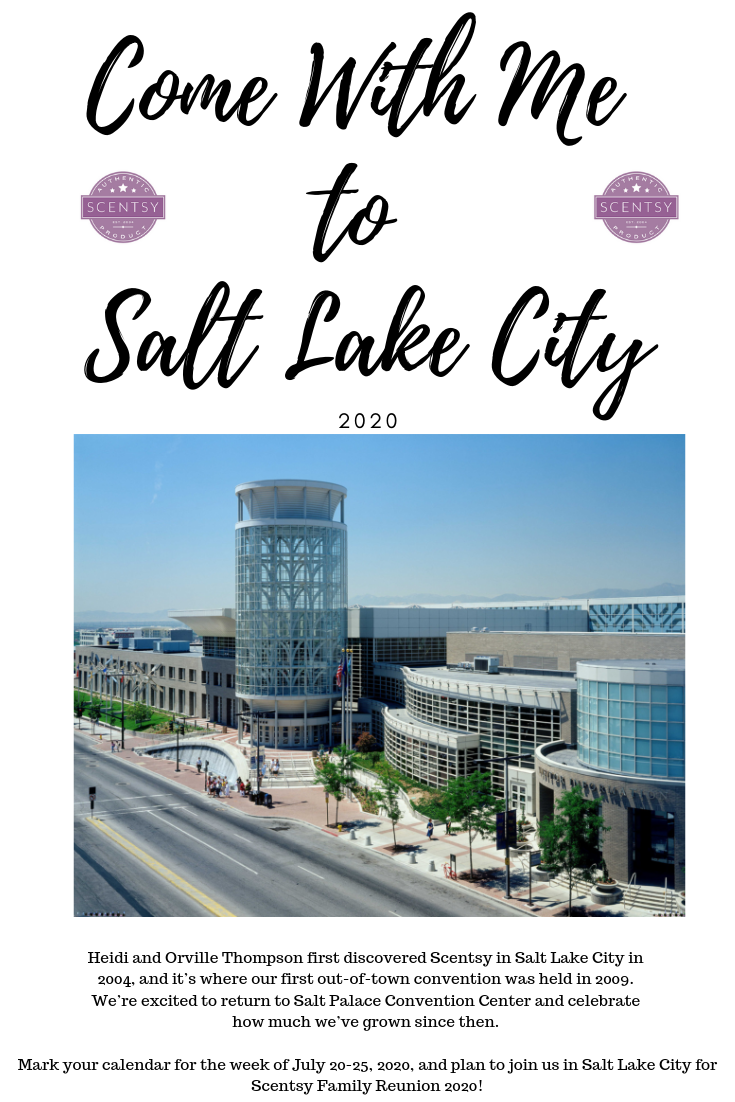 Sfr2020 Will Coincide With The Days Of 47 Celebration Which Commemorates The Settling Of Salt Lake City The Fest Scentsy Home Party Business Salt Lake City