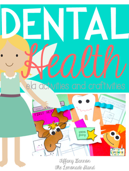 Zahngesundheit Aktivitäten und Kunsthandwerk   – Products