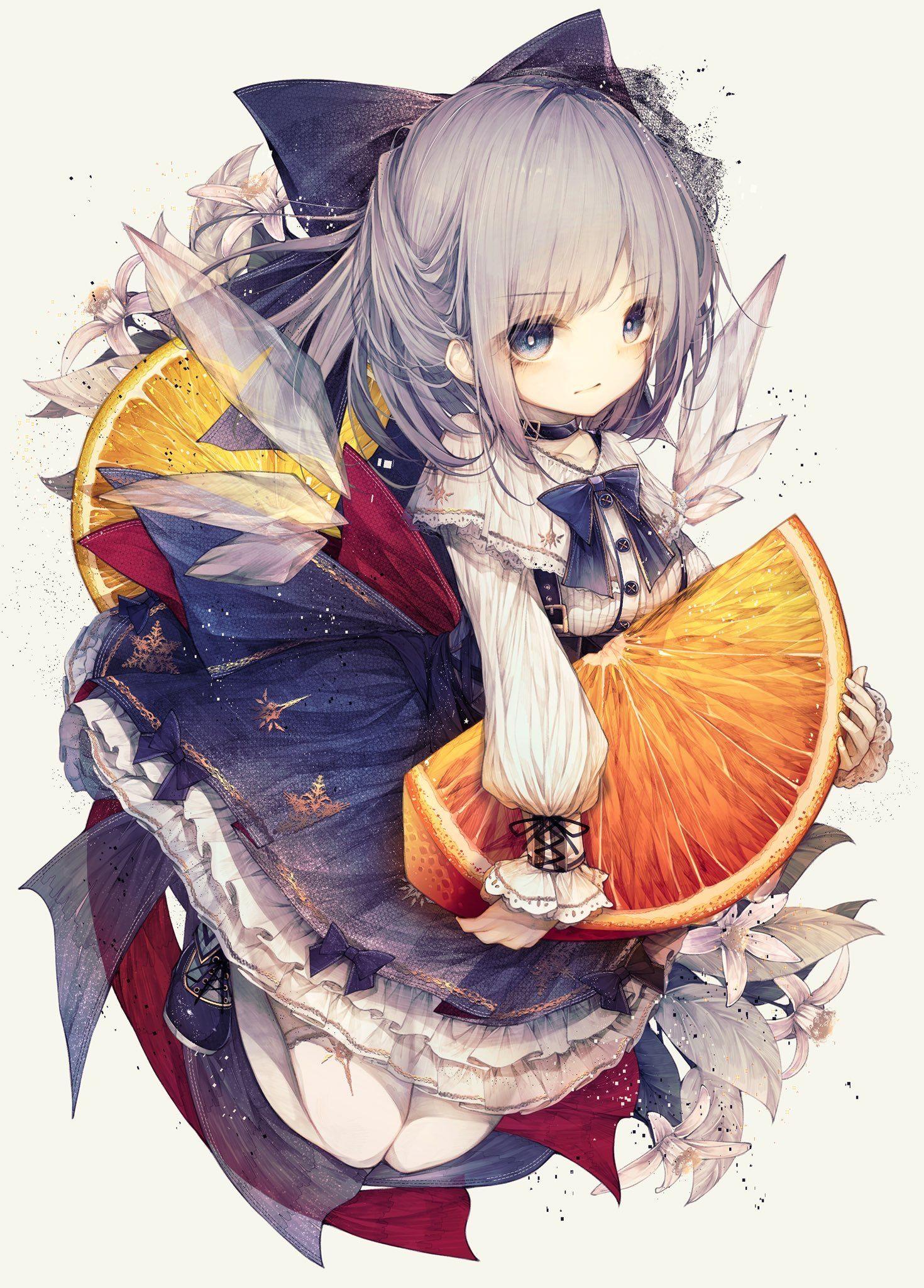 東方 おしゃれまとめの人気アイデア pinterest midorisakaki カワイイアニメ 東方 かわいい アニメキャラクター