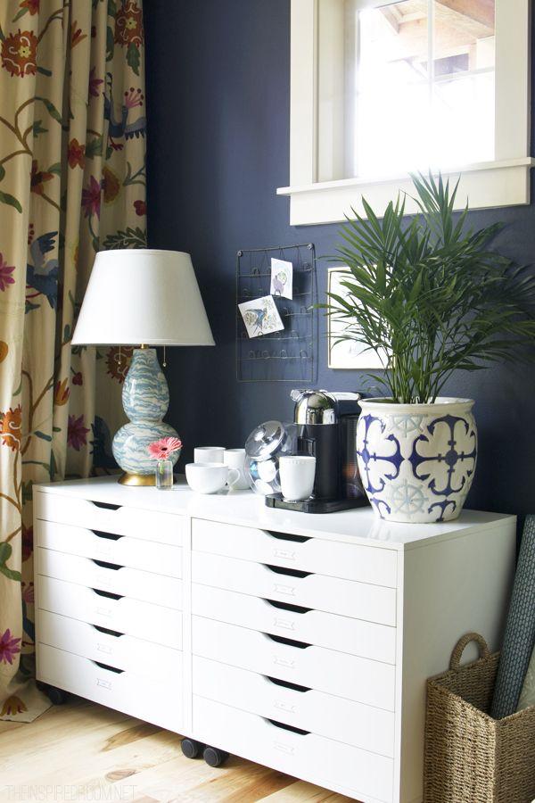 organizing the office bhg top ten decorating blogs blogger home rh pinterest com