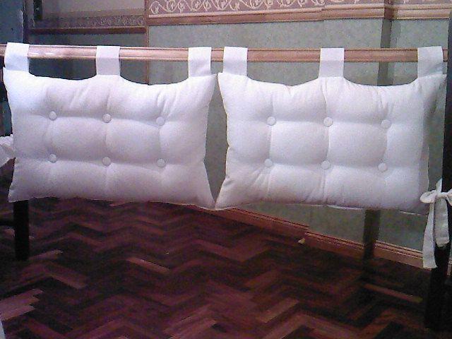 Cabeceros made in caseros cabecera cabeceros y decorar - Cabeceros cama caseros ...