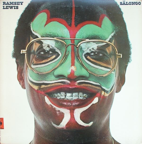 Ramsey Lewis * Salongo #LP #cover