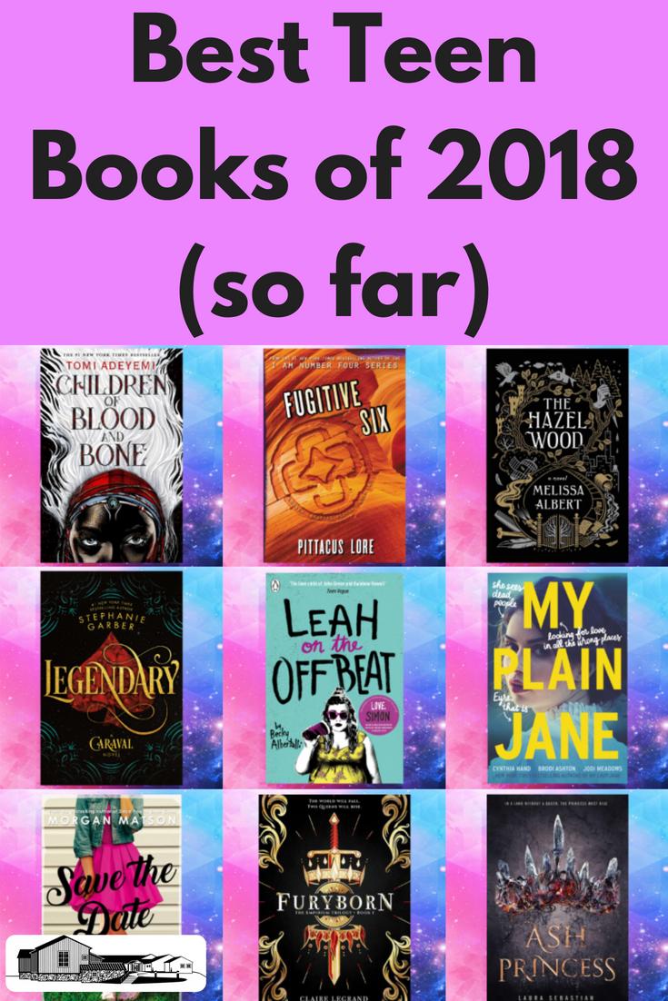 Any good teen books