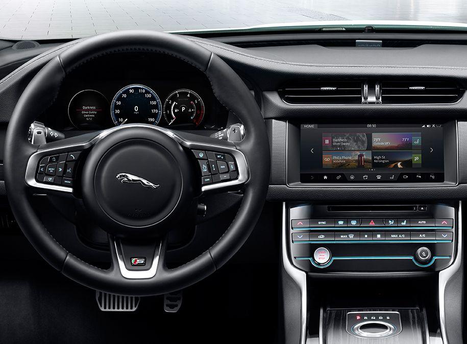 2016 Jaguar Xf Exterior Interior Design Jaguar Usa Jaguar Xf Jaguar Car Jaguar