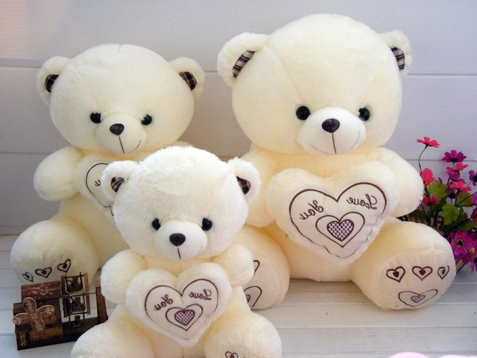 teddy bear wallpaper border Happy New Year 2018 Wishes
