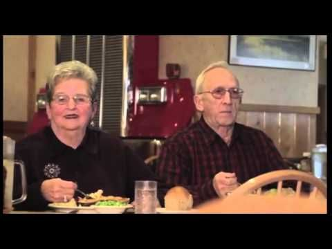 Hilarious Elderly Couple Shoots A Commercial For More Review