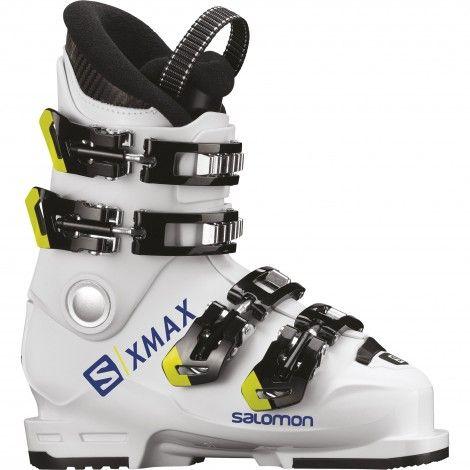 b46d0e2f029 ... De Wit Schijndel. Salomon X Max 60T skischoenen junior white raceblue  acid