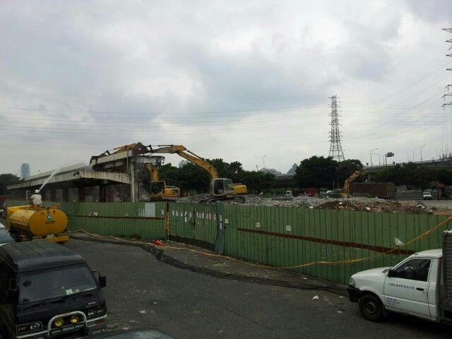 千呼萬喚環南市場第一期改建計劃終於開始施工