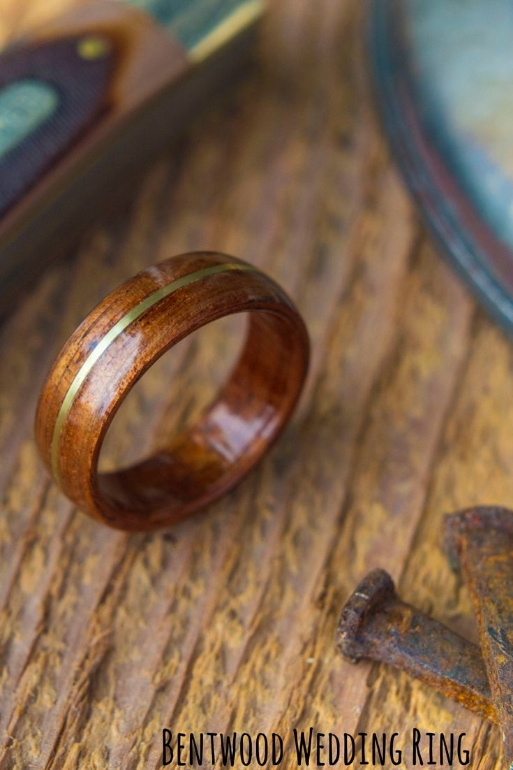 most all made wedding pin unique by mens bentwood handmade the rings and