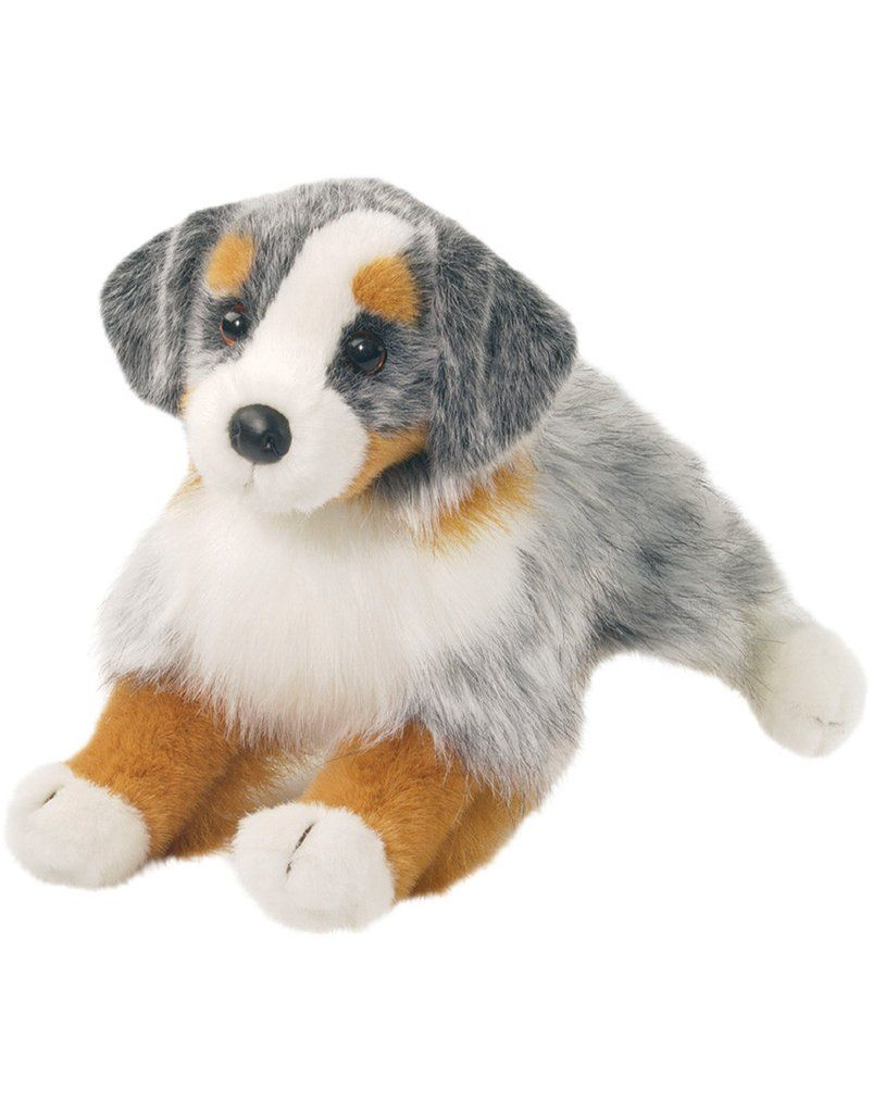 Sinclair Australian Shepherd Plush Toy Sheep Dog Puppy