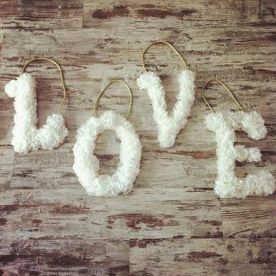 Pompones de lana para decorar c mo se hacen pompones - Como se hacen los pompones ...