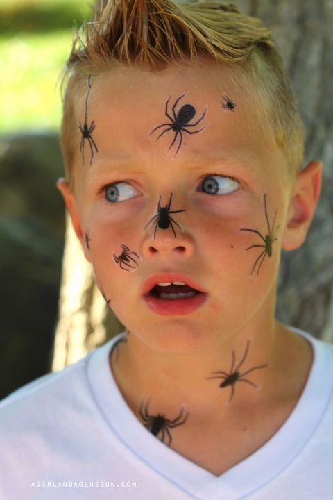 Spider infestation costume | Halloween ideas, Costumes and ...