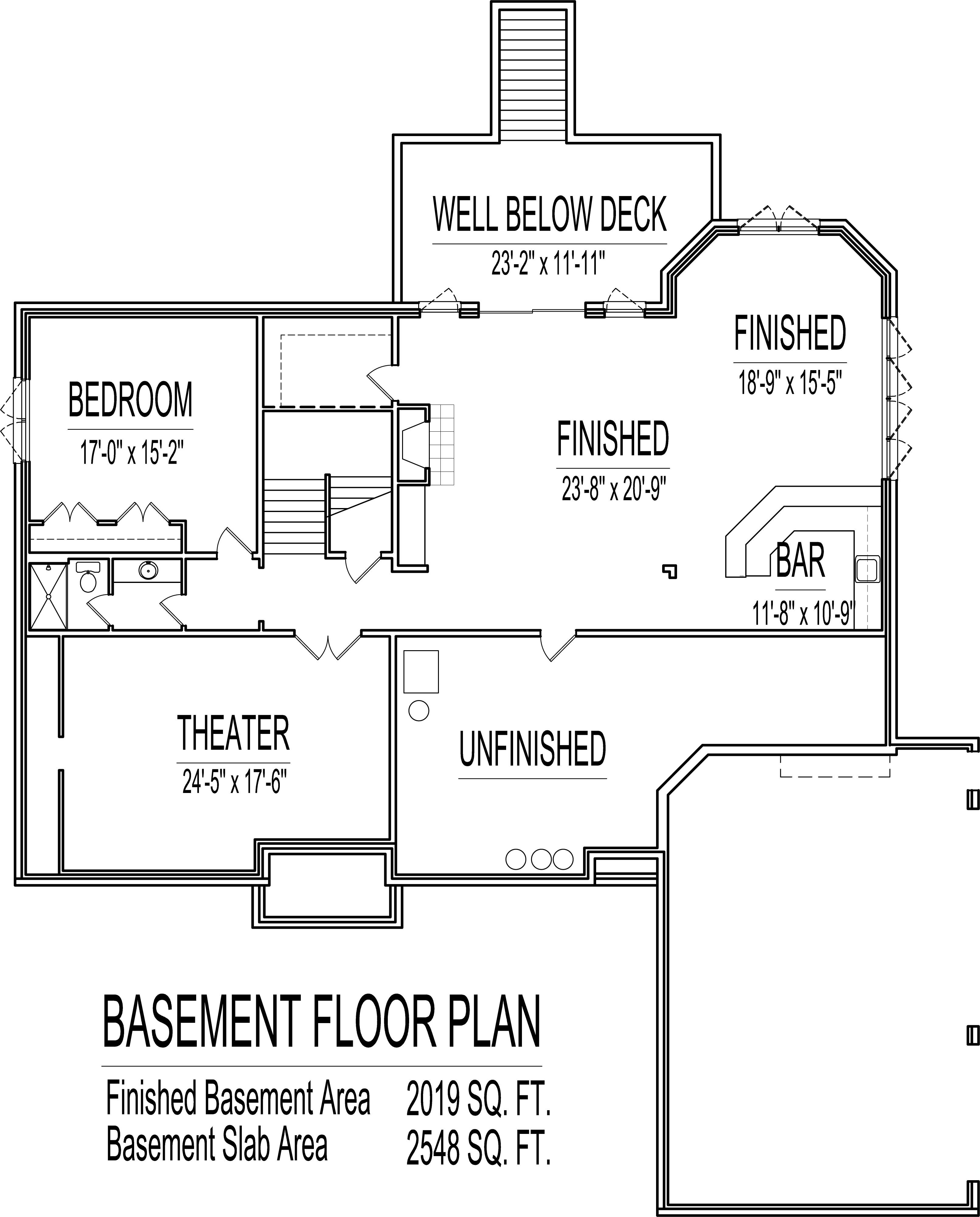 2 Sets Of Stairs 4 Bedroom 2 Story House Plans 5100 Sq Ft Dallas