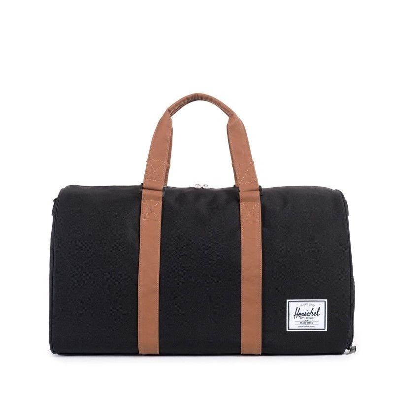 1e390acc8e2 Duffle bag Novel black Herschel Classics