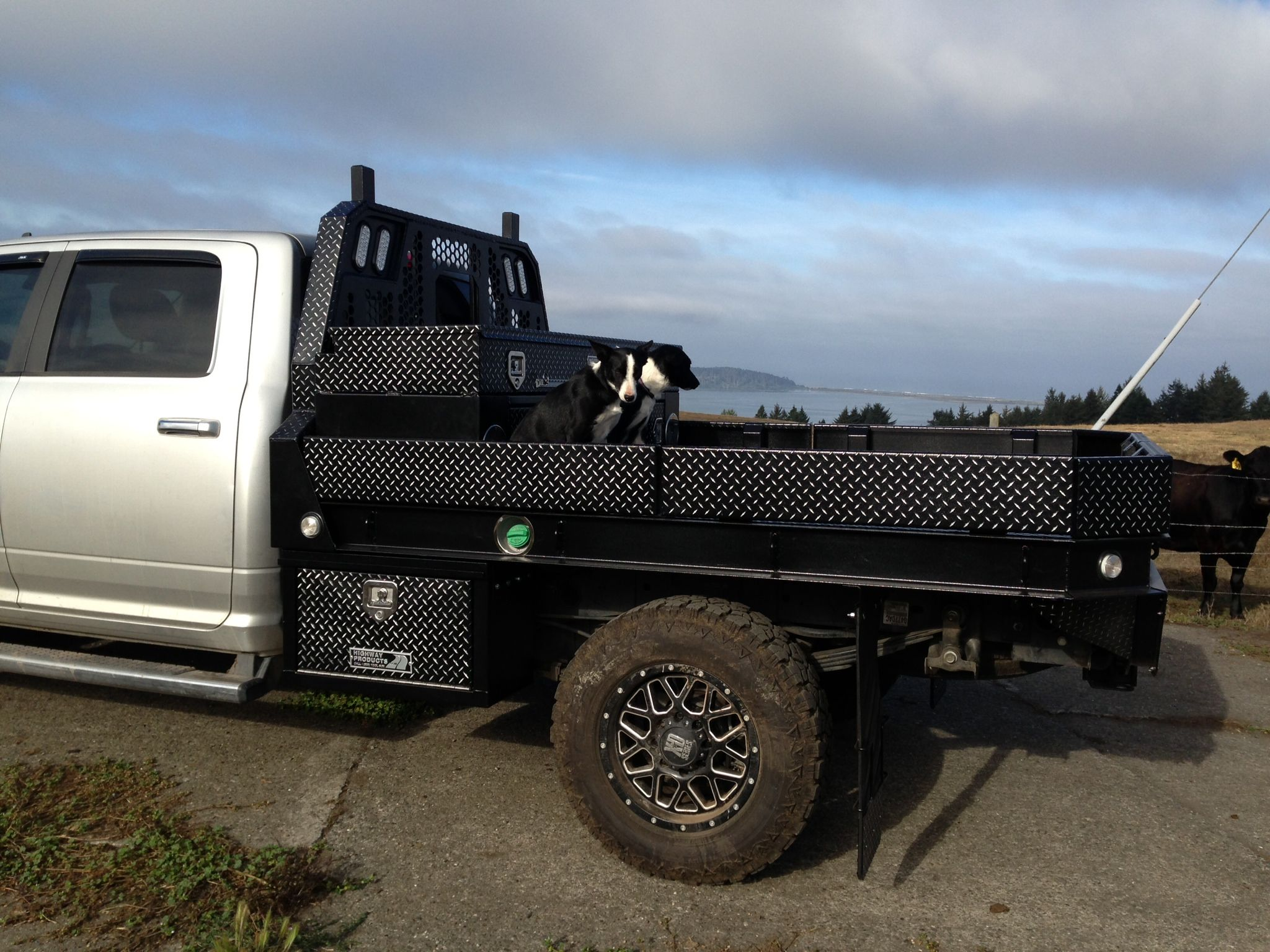 Gallery Custom Pickup Truck Flatbeds Highway Products