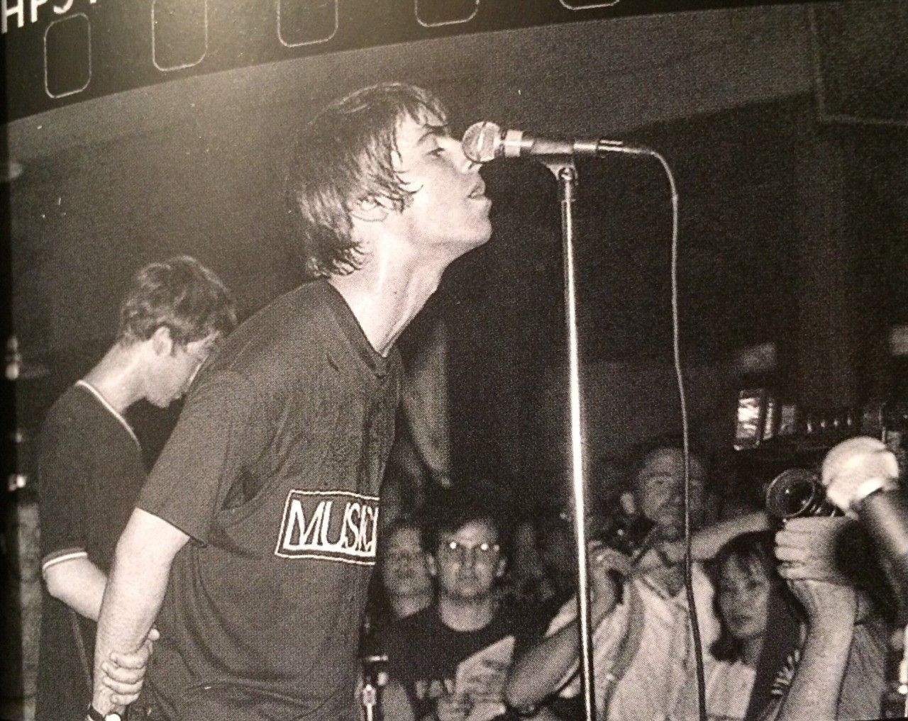 Pin by ty on rkid (With images)   Oasis music, Liam oasis ...