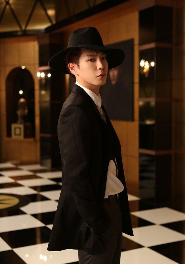 Himchan | B.A.P Official Web Site LOVE THE HAT!!