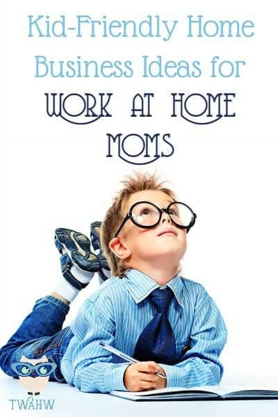 Great List Of Home Business Ideas For Work At Home Moms Top Pins
