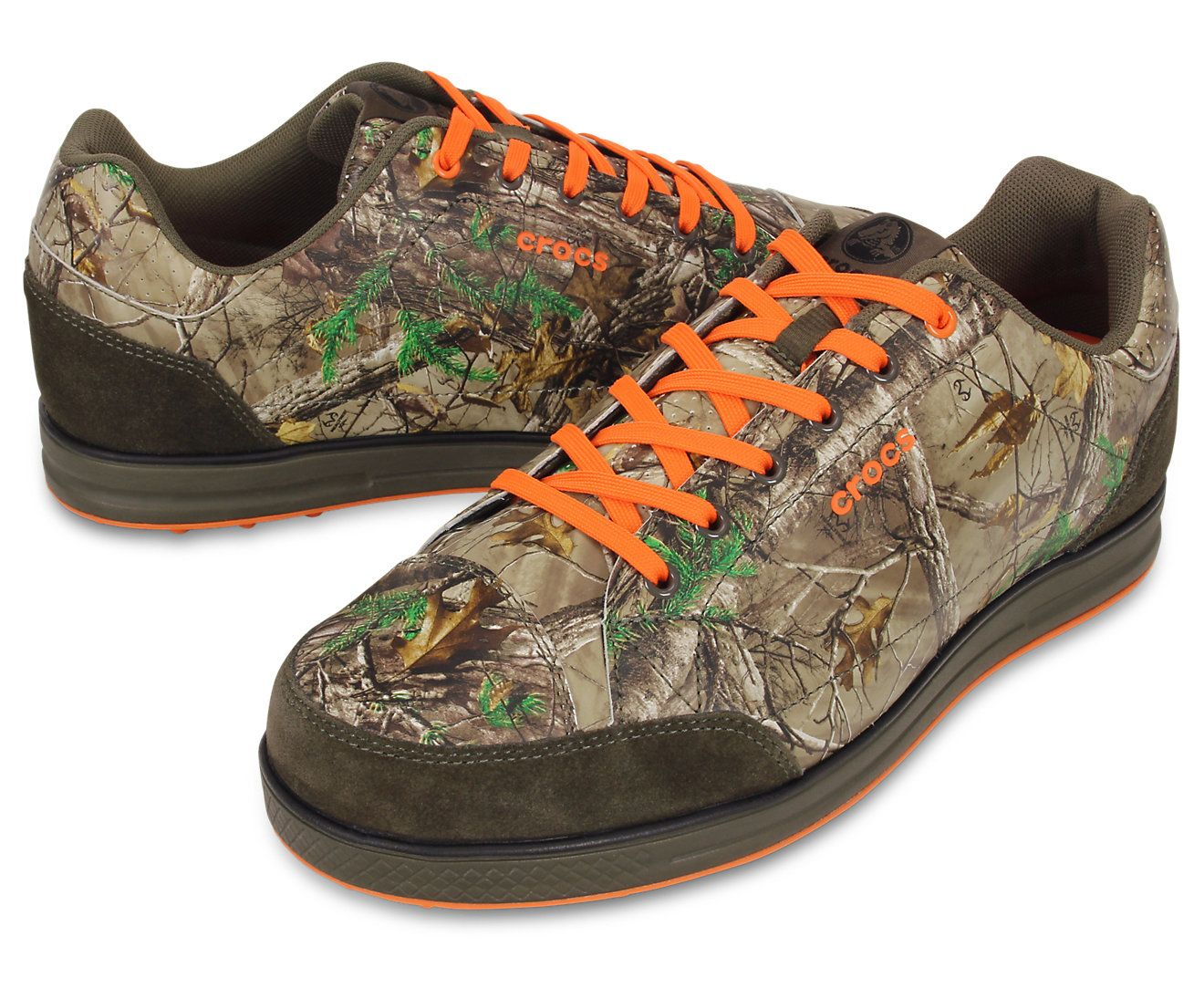 Camo Shoes and Clogs: Realtree Camo Shoes