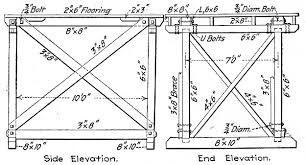 Image result for raised water tank platform, construction
