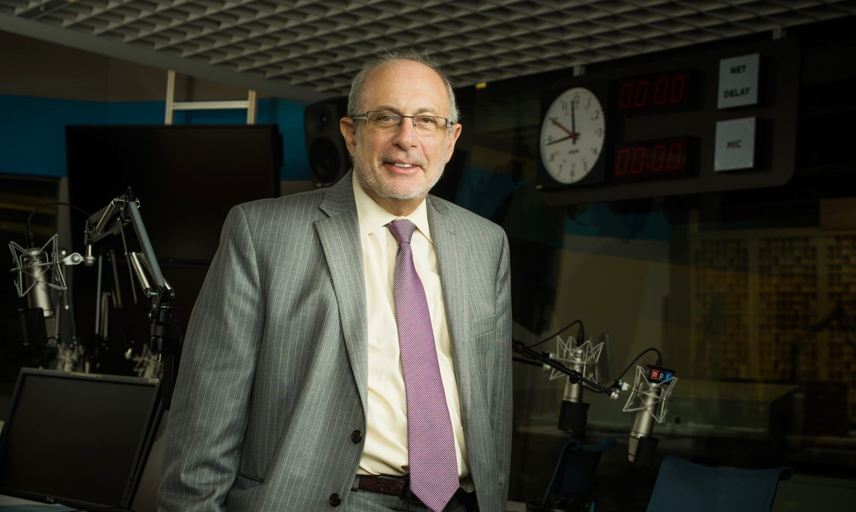 radio personality resume%0A NPR News  Saying Goodbye To Robert Siegel After More Than    Years At NPR