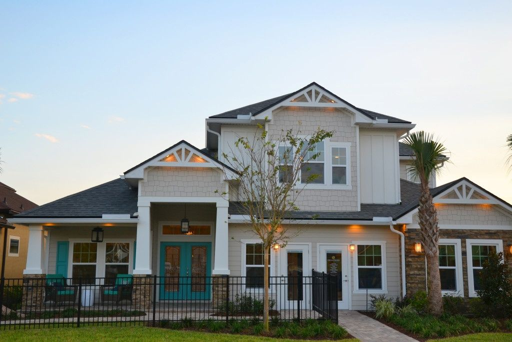 Builder leaseback model homes