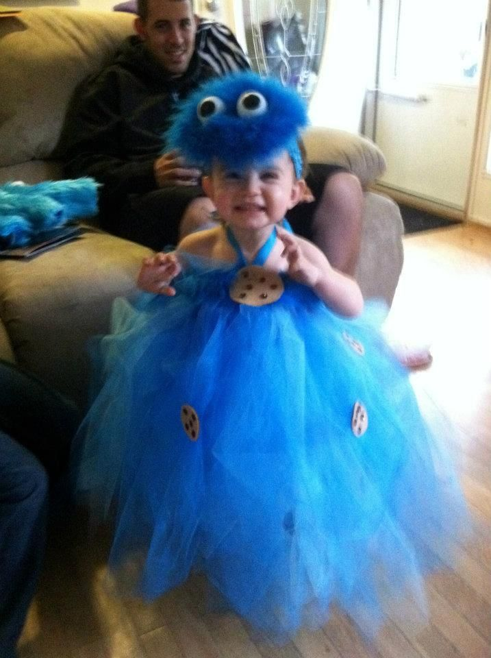 Cookie Monster Costume Halloween Costumes Costumes