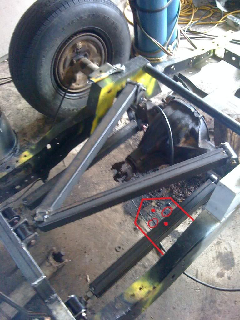 Wishbone 3 link rear suspension google search