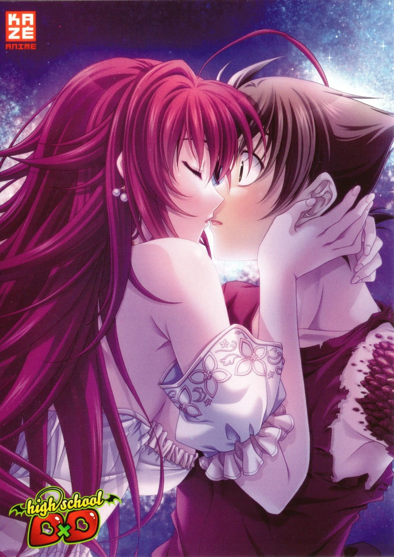 High School DXD Rias Gremory and Isei Hyoudou wallpaper Highschool DxD Gremory Rias Hyoudou Issei
