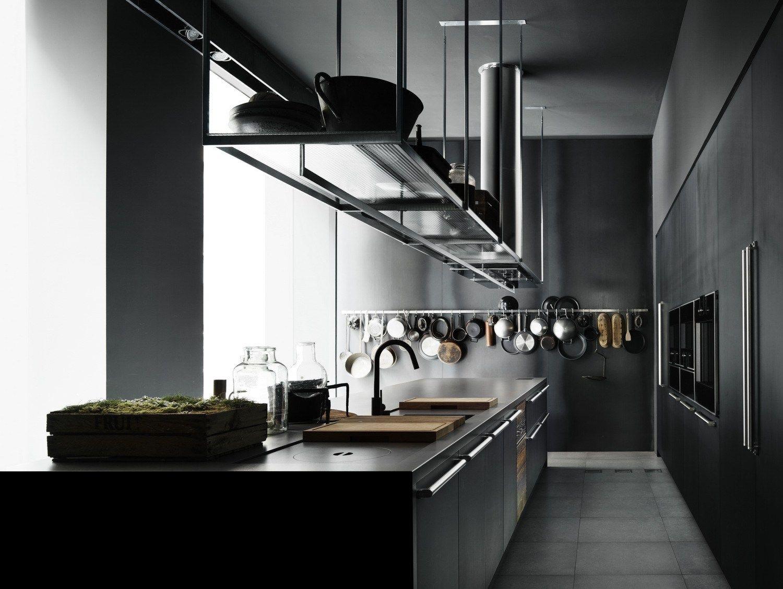Einbauküche mit Kücheninsel BOFFI_CODE KITCHEN - Boffi | Modern ...
