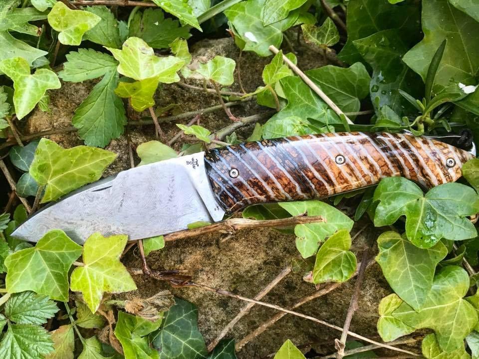 Couteau d'Alex Dubois