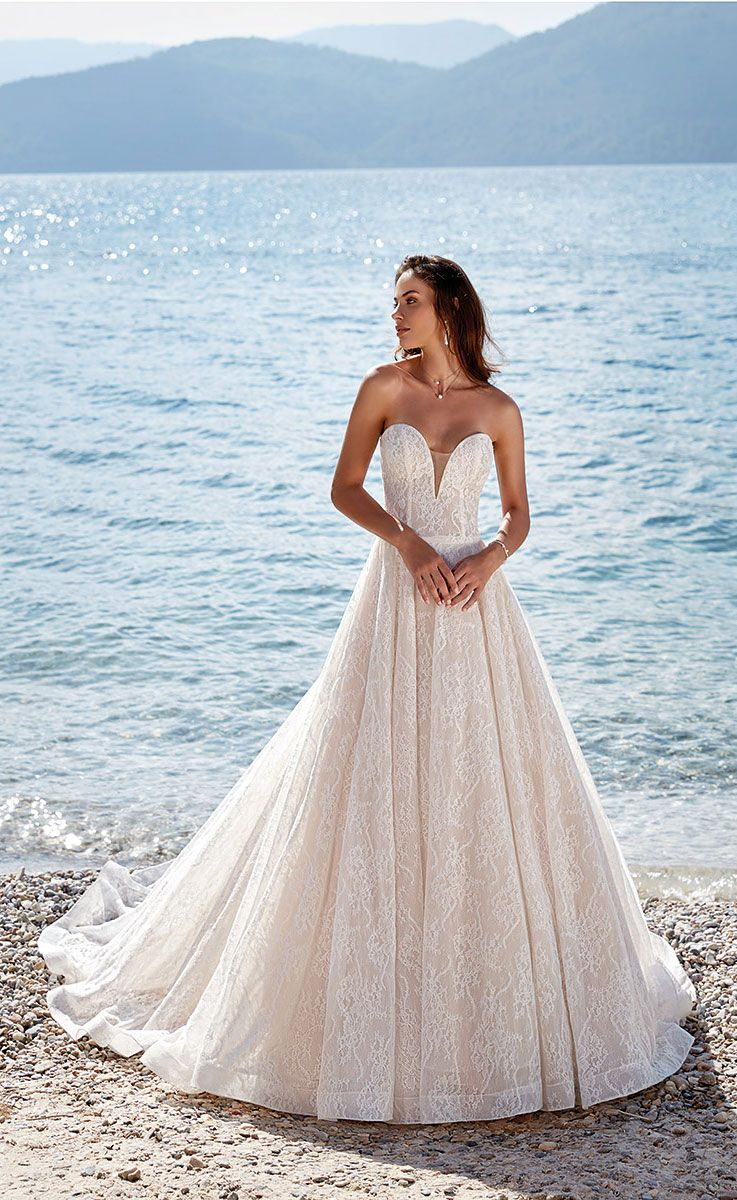 Eddy K Wedding Dresses – Dreams 2019 Bridal Collection