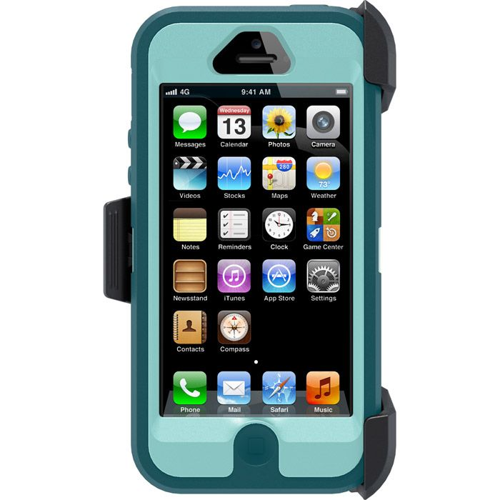 Rugged Iphone 5 Case Defender Series Otterbox Com