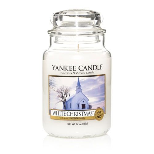 White Christmas™: Yankee Candle: There's a quiet holiday