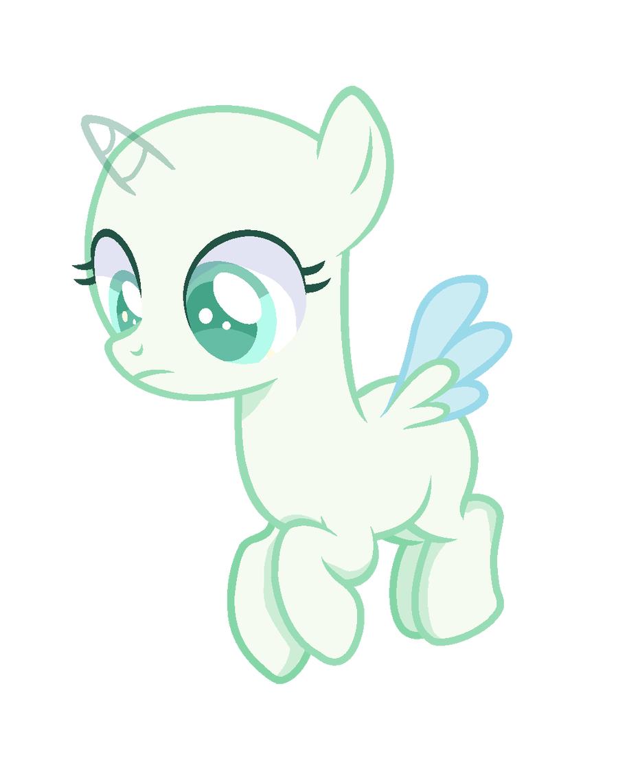 Mlp Base Vapour Trail Filly By Meimisuki Drawing And Tracing