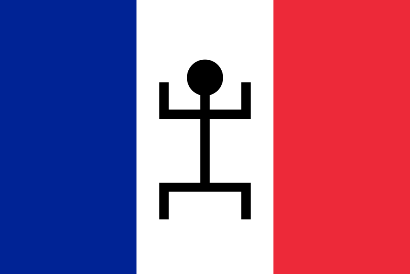 The Coolest Flags In Human History Flags Of The World Flag French History