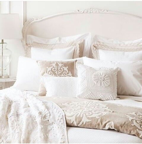 cheap linnen sprei en kussenhoes met bloemen dekbedden slaapkamer zara home holland with zara. Black Bedroom Furniture Sets. Home Design Ideas