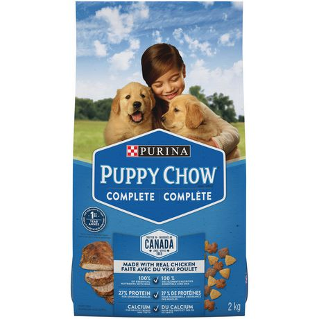 Purina Puppy Chow Complete Puppy Food 2kg Purina Puppy Chow