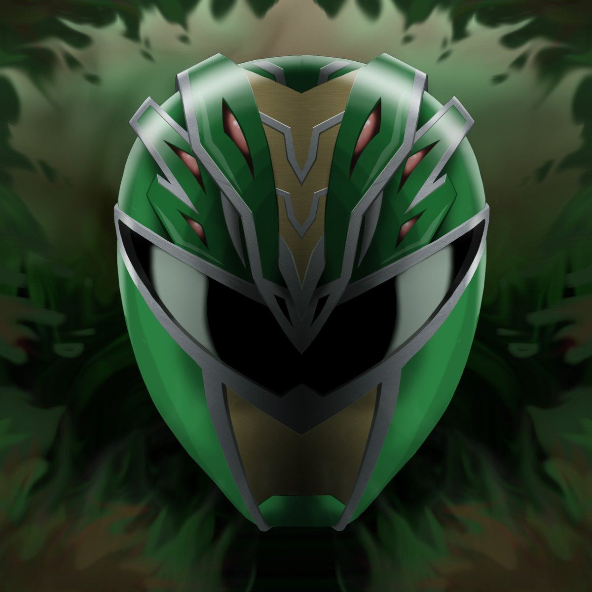 hyperforce green ranger helmet power rangers pinterest green ranger helmet and cosplay. Black Bedroom Furniture Sets. Home Design Ideas