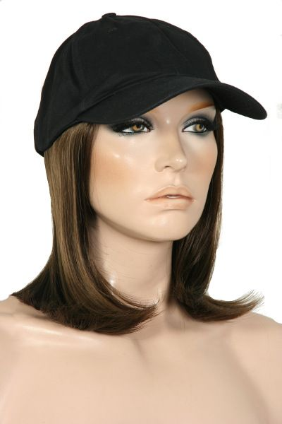 0653fcc68c8 A Henry Margu Accent Range Classic Wig Hat. Beautiful Premium Synthetic Hair  permanently attached to